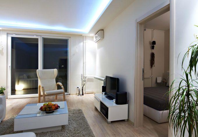 Iluminaci n led en reformas viviendas madrid for Luces interiores