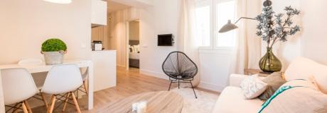 reformas de viviendas interiores en madrid