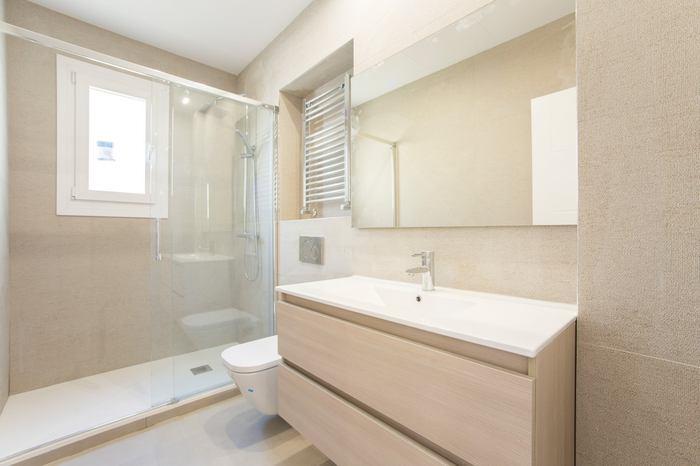 Reformas integrales de baños en Madrid